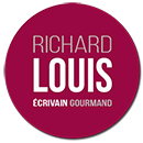 Richard Louis – Écrivain gourmand